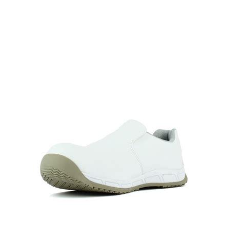 chaussure de cuisine chaussure de cuisine agroalimentaire blanche et
