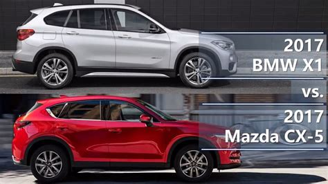 bmw    mazda cx  technical comparison
