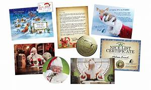 personalized santa packages packagefromsantacom groupon With personalised santa letter groupon