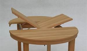 Esstisch Rund Ausziehbar Holz : esstisch rund ausziehbar ~ Bigdaddyawards.com Haus und Dekorationen