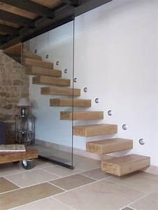 Escalier Bois Intérieur : escalier bois tous les design d 39 escaliers bois originaux ~ Premium-room.com Idées de Décoration