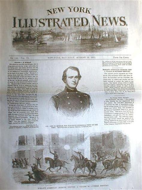 civil war newspapers  display headlines   ft