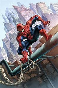 Spider-Man by quahkm. Some things about this I really like ...