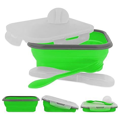 SmartPlanet Small Collapsible Meal Kit   Bed Bath & Beyond