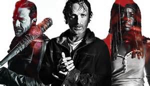Walking Dead Season 7 Character Portraits