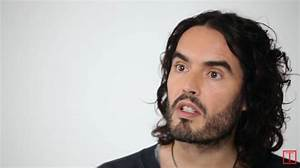 Listen to Russell Brand Explain How You Start a Revolution ...  Russell