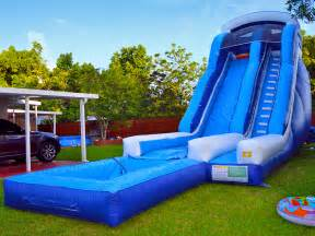 Water Slide Bounce House Rentals