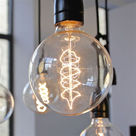 ampoule decorative filament ampoule globe nud collection