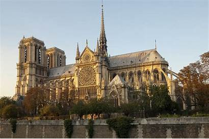 Dame Notre Paris Catedrala Din Date Oameni