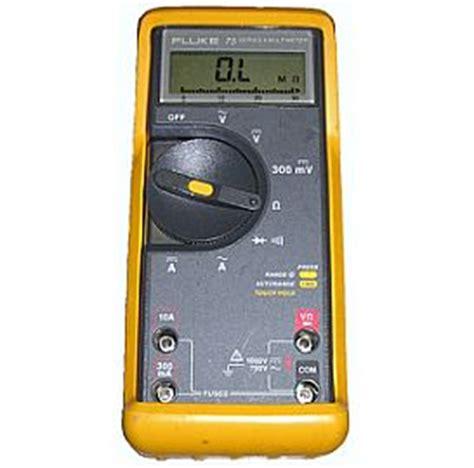fluke 77 series ii for sale handheld multimeters multimeters test equipment center