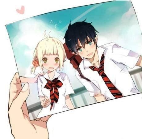 anime cool boy and girl love love image 2423414 by patrisha on favim com