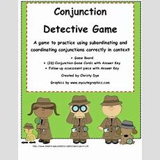 13 Best Images About Subordinating Conjunctions On Pinterest  Writers Notebook, Poster And