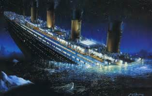 A Real Picture Of The Titanic Sinking quotes about titanic sinking quotesgram