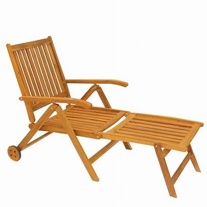 Lounge Outdoor Chaise Patio Chair Wood Chairs