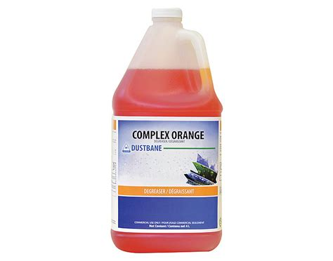Degreaser Complex Orange Dustbane