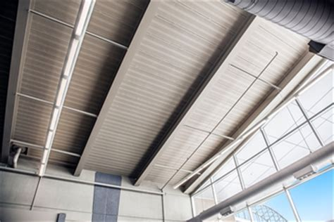 Vulcraft Cellular Deck Catalog by Vulcraft Verco Introduces Structural Ceiling Systems