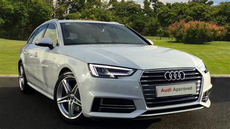 Used Audi A4 2.0 Tdi S Line 5dr Diesel Estate For Sale