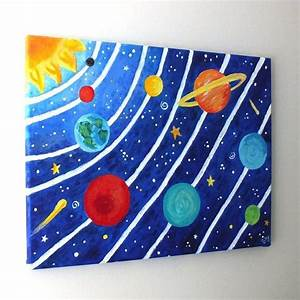 Solar System Art Projects for Preschoolers (page 2) - Pics ...
