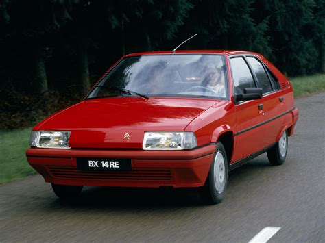Citroen Bx by Citroen Bx Specs Photos 1986 1987 1988 1989