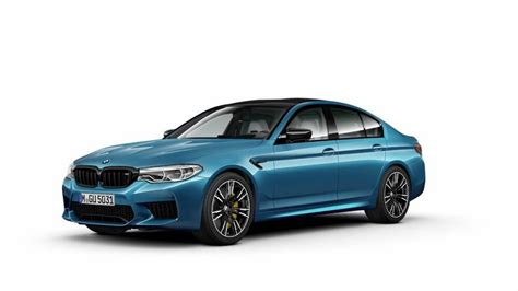 2019 Bmw M5 Competition Leaked, Its More Drivercentric