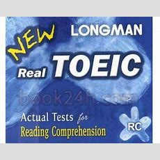 [ebook] Longman New Real Toeic  Actual Tests For Reading Comprehension  Clgt's Blog
