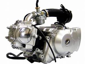 Atv Engine
