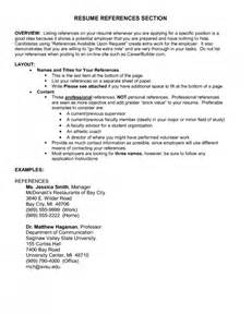 do you add references to a resume the stylish how to add references to resume resume format web