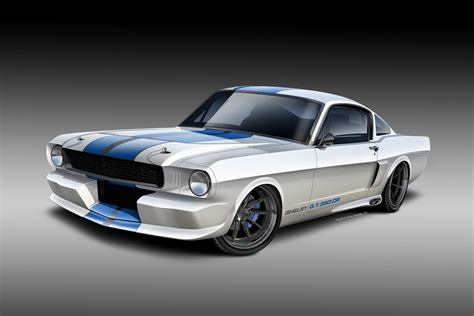 A Shelby Mustang Replica With Ecoboost Power? Yes, Please