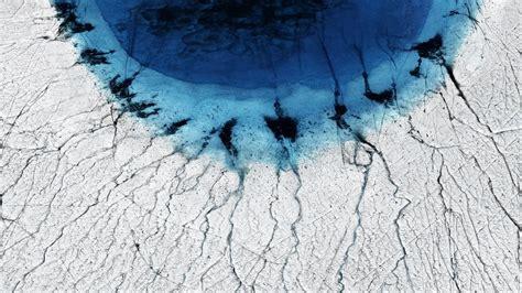sci changement de si鑒e social en images la fonte de la calotte glaciaire du groenland comme vous ne l 39 avez jamais vue