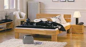 Betten 160x200 Mit Bettkasten : bett mit optionalem bettkasten 160x200 cm aus buche maidstone ~ Bigdaddyawards.com Haus und Dekorationen