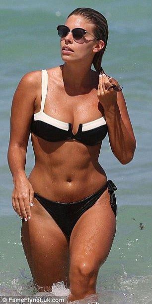 natti natasha swimsuit bikini natasha oakley finally comes clean about