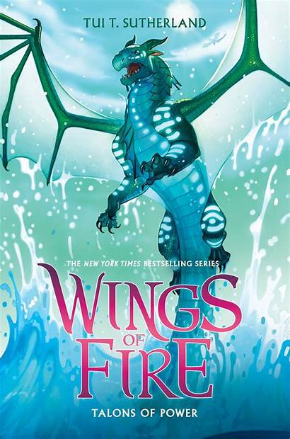 Talons Power Wings Fire Books Sutherland Tui