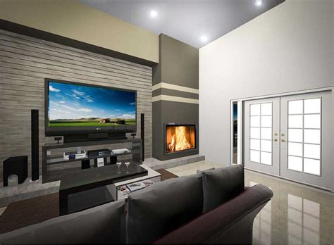Decor Captivating Corner Gas Fireplace For Home