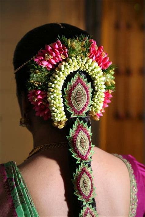 South Indian Bridal Hairstyles 08   Indian Makeup and
