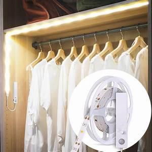 Led Streifen Kürzen : b k licht led streifen 30 flammig led band schrank beleuchtung mit bewegungsmelder online ~ Watch28wear.com Haus und Dekorationen