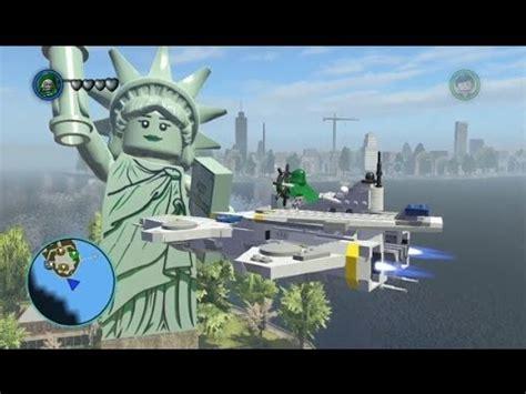 Lego Marvel Boat Unlock by Lego Marvel Heroes Unlocking And Flying The S H I