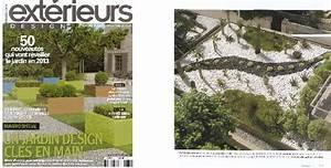 actualite architecte paysagiste thomas gentilini With idee amenagement jardin devant maison 11 amenagement dun jardin en restanques aix jardin