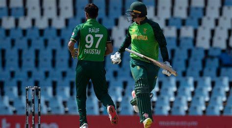 South Africa vs Pakistan 3rd ODI Live Cricket Score ...