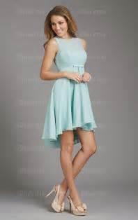 Light Blue Bridesmaids Dress