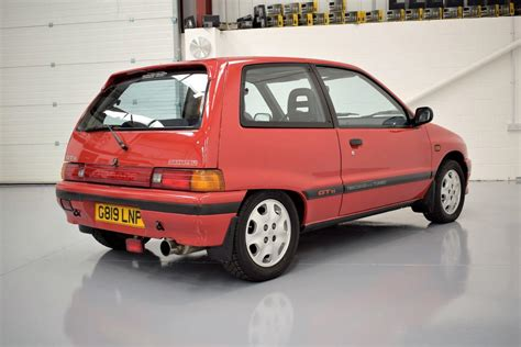 used 1989 daihatsu charade gtti turbo for sale in york