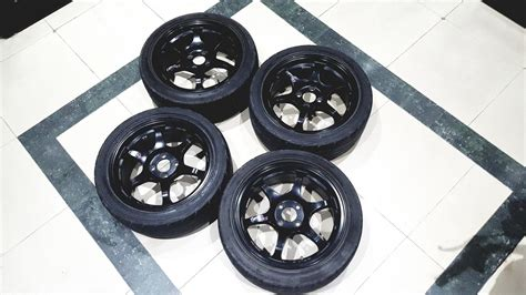 Ssr Type C-rs 16'' (100x4 Pcd) Rims For Sale