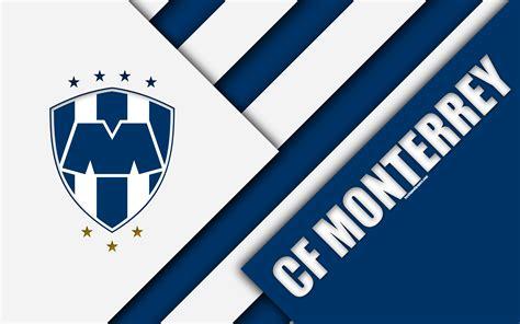 Descargar fondos de pantalla CF Monterrey, 4k, Mexicana de ...