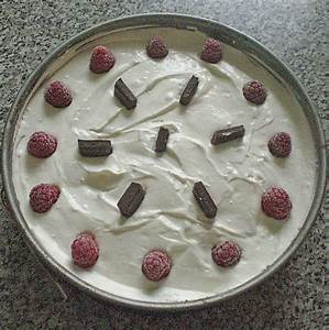 Himbeer Philadelphia Torte : himbeer philadelphia torte von cookie0789 ~ Lizthompson.info Haus und Dekorationen