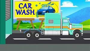 American Car Wash : american truck kids tv channel car wash youtube ~ Maxctalentgroup.com Avis de Voitures