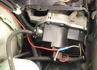 choke wiring  edelbrock carbs