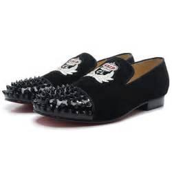mens black rings men designer shoes fashion mode