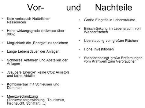 Solarthermie Vor Und Nachteile by Sonnenenergie Vor Und Nachteile Alternative