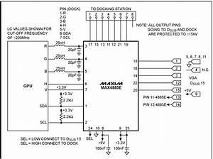 Tv Converter  Vga To Tv Converter Circuit Diagram