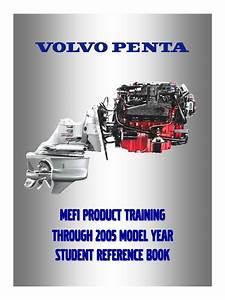Volvo Penta Mefi Product Training 2005 Student Reference