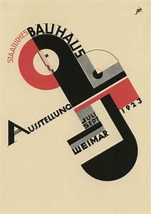 Bauhaus Ausstellung Berlin : postcard from the bauhaus museum berlin poster for 1923 exhibition by joost schmidt design ~ Watch28wear.com Haus und Dekorationen